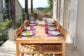 Tavolo Da Terrazzo In Legno : Tavoli da terrazzo giardino per il