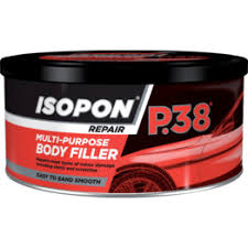 Isopon P38™ Polyester Filler | Cromwell Tools