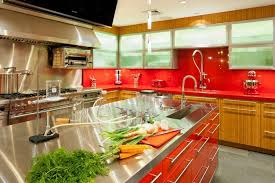euro week full kitchen: test kitchen this weston mass client requested a laboratory style culinary