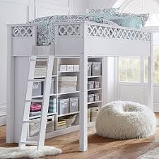 hampton loft set with cushy base full simply white teen bedroom furniturebeds bedroom furniture teens