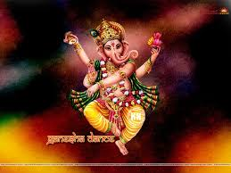 Wallpaper hd of god ganesh