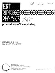 proceedings of the workshop