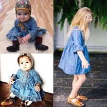 Dress <b>Kids Denim</b> Sundress Promotion-Shop for Promotional Dress ...
