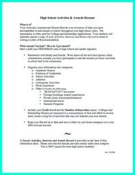 for high school students it is sometimes troublesome to write college admission resume simple admission resume sample