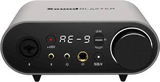 Обзор <b>звуковой карты Creative Sound</b> Blaster AE-9: Интервью с ...
