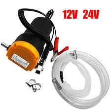 Car <b>Engine oil pump 12V 24V electric</b> Oil Diesel Fluid Sump ...