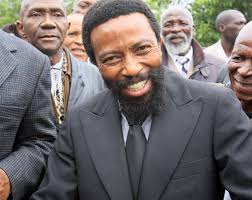 Buyelekhaya Dalindyebo - Zwelibanzi, is a king of the abaThembu