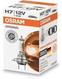 "<b>Лампа автомобильная галогенная Osram</b> ""Original Line"", для фар ..."