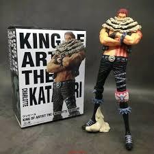 <b>Anime One Piece</b> King of Artist <b>KOA</b> Charlotte Katakuri Figure IN ...