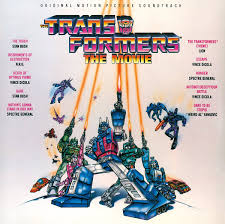 Файл:<b>Transformers</b> The Movie <b>OST</b>.jpg — Википедия