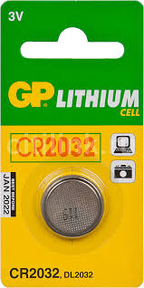 Обзор товара <b>cR2032 Батарейка GP</b> Lithium (558942) в интернет ...