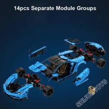 <b>CaDA</b> C61041W <b>3842PCS</b> MOC Master <b>Technic</b> Building Blocks ...