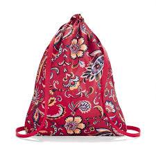 <b>Рюкзак складной Mini Maxi</b> Sacpack Paisley Ruby AU3067 от ...