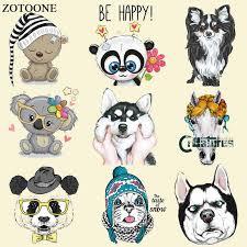 <b>ZOTOONE Cute</b> Music Owl Patch Animal Stickers <b>Iron</b> on Transfers ...