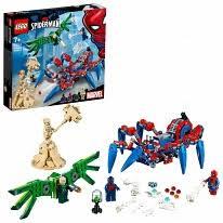 Купить <b>конструкторы LEGO Super</b> Heroes Marvel (Лего Супер ...