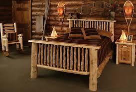 Rustic Cabin Bedroom Decorating Log Cabin Bedroom Sets Best Bedroom Ideas 2017