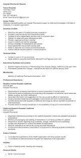 resume pharmacist   sales   pharmacist   lewesmrsample resume  how to write hospital pharmacist resume