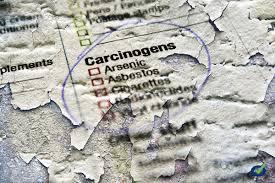 Resultat d'imatges de carcinogenos laborales