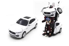 <b>Радиоуправляемый</b> автомобиль-трансформер <b>MZ</b> Трансформер ...