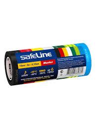 <b>Изолента SafeLine</b> Master <b>15/5</b> , <b>комплект</b> 7 цветов <b>Safeline</b> ...
