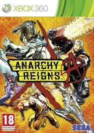 Anarchy Reigns RGH + DLC Xbox 360 Español [Mega+]