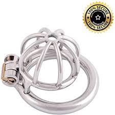 TERNENCE Metal Male Chastity Device Small 304 ... - Amazon.com