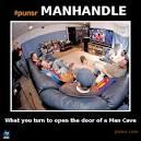 manhandle