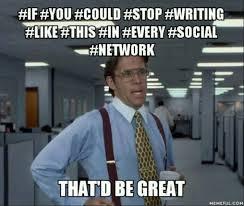 The Very Repellant Social Network! | ED | The Youth Blog via Relatably.com