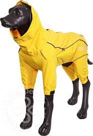 Купить <b>Комбинезон для собак Rukka</b> Protect overall 2.0 желтый ...