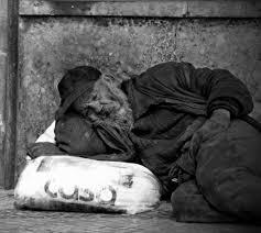 Resultado de imagem para sem abrigo