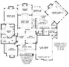 Large Family Houses Floor Plans Two Storey Designs   HomesCorner ComLarge Family Houses Floor Plans Two Storey Designs
