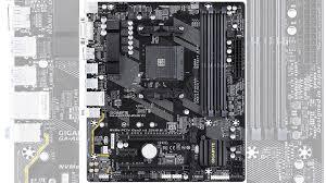 <b>Материнская плата gigabyte GA-AB350M-DS3H</b> V2 купить в ...