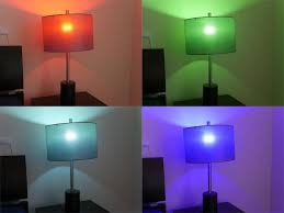 <b>YEELIGHT Smart RGB LED</b> Bulb Review | Modern Castle