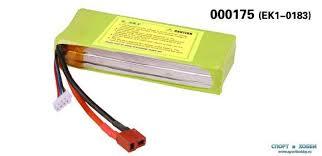 <b>Аккумулятор E</b>-<b>sky</b> Li-Po 11,1V 1500mah 15C артикул <b>EK1</b>-<b>0183</b>