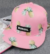 Pineapple Pattern Summer Fashion <b>Style Lovely</b> Women Gift - Hat ...
