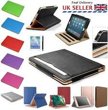 """Luxury Magnetic Leather <b>Stand Flip Case For</b> iPad 2 3 4 Air 9.7""""Air 3 ..."""
