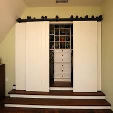 Closet Barn Doors Doors For Sliding Barn Door Kit Unique 3 Door Sliding Closet Doors