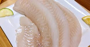 Cod Fillet Icelandic <b>Fresh Line</b> Caught - Wild Caught (1lb)