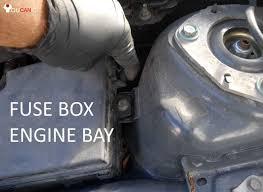 fuse box mazda 3 2004 2008 complete list 2007 mazda 3 locate fuse box check fuse