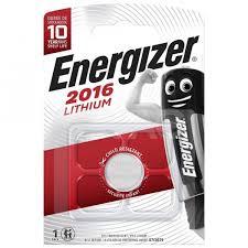 <b>Батарейка Energizer Lithium CR2016</b> (1 шт.) - IRMAG.RU