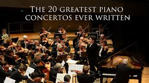 These are the 20 best <b>piano concertos</b> ever written - Classic FM