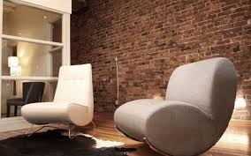 office design of imaginista in vancouver brick office furniture