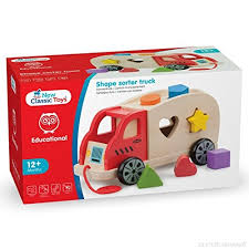 10564 <b>New Classic Toys</b> Shape <b>Sorter</b> Truck Multicolore portkazan.ru