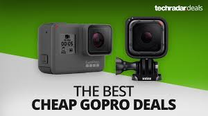 The best cheap GoPro deals, prices and sales for Black Friday 2019 ...