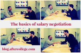 How to Negotiate Your First-Ever Salary - AfterCollege Negotiating picmonkey. ""