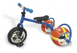 "<b>Велосипед Bradex</b> ""Баскетбайк"", с колесами в виде мячей (цвет ..."
