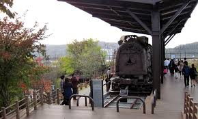 photo essay a trip around gyeonggi do south korea public stopover at jangdan station located at the dmz or demilitarized zone in imjingak park this steam locomotive in jangdan station is considered a cultural