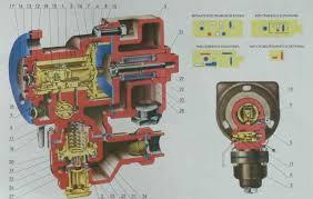 Воздухораспределитель № 292-001 конструкция