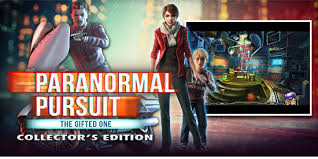 PARANORMAL PURSUIT: THE GIFTED ONE - Collector's Edition