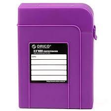"""Купить <b>чехол</b> для жесткого диска 3.5"""" <b>Orico PHI</b>-<b>35</b> фиолетовый в ..."""